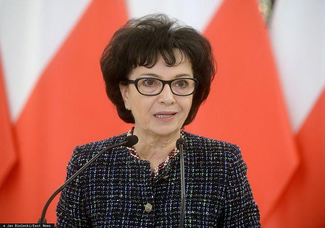 Elżbieta Witek ogłosiła, że wybory prezydenckie odbędą się 10 maja