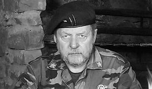 Adolf Kudliński nie żyje. Słynny preppers miał 69 lat