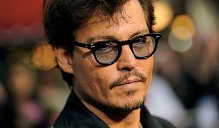 Johnny Depp śni o owadach