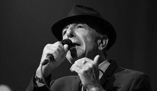 Legendarny piosenkarz i poeta Leonard Cohen nie żyje