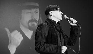 W Łodzi pochowano znanego piosenkarza Bogusława Meca