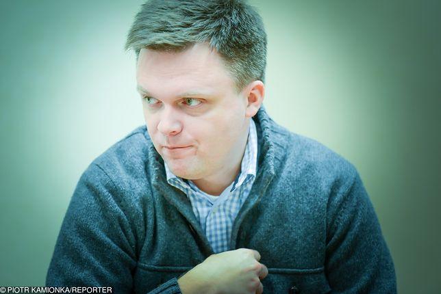 Szymon Hołownia o hierarchach Kościoła. Mocne słowa dziennikarza