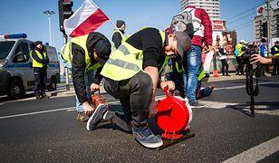 Ustawa o ochronie zwierząt. Rolnicy protestują w Warszawie