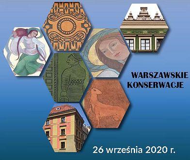 """Warszawa. W ramach """"Warszawskich konserwacji"""" odbędą się dwa spacery"""