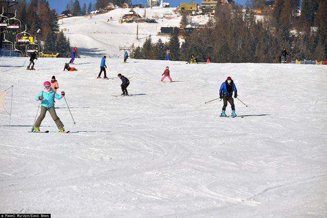 Stoki narciarskie. Beskidy oblężone przez narciarzy