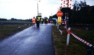 Na przejeździe kolejowym w Nowej Wsi Kąckiej zginęło pięć osób