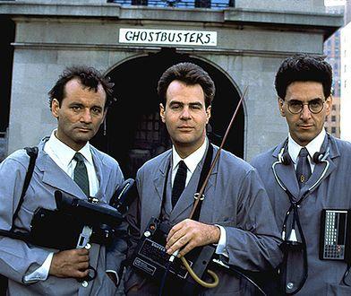 Od lewej: Bill Murray, Dan Aykroyd i Harold Ramis