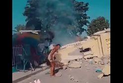 Haiti. Potężne trzęsienie ziemi. Ostrzeżenie przed tsunami