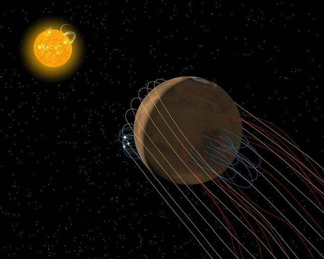 Naukowcy są coraz bliżej rozwiązania zagadki Czerwonej Planety