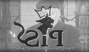 W spocie PO logo PiS się zmienia
