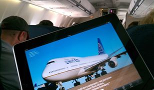 Amerykańskie linie lotnicze uziemione. Przyczyna? Awaria iPadów