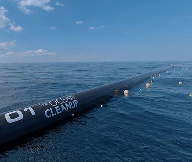 Ocean Cleanup rozpoczyna swoją pracę