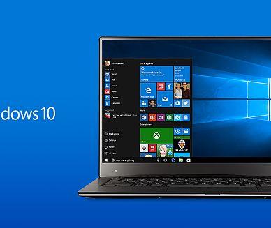 Udziały Windows 10 cały czas rosną