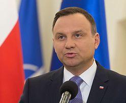 Wybory 2020. Oświadczenie Andrzeja Dudy