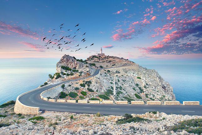 Formentor, największa atrakcja Majorki. Widoki zapierają dech w piersiach