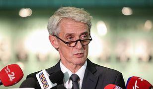 Michał Laskowski powiedział, że postanowienie prezydenta będzie wiążące