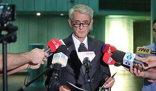 Rzecznik SN Michał Laskowski zaznaczył, że ostateczna decyzja jeszcze nie zapadła