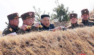 Kim Dzong Un nie odpuszcza: testuje nowe rakiety