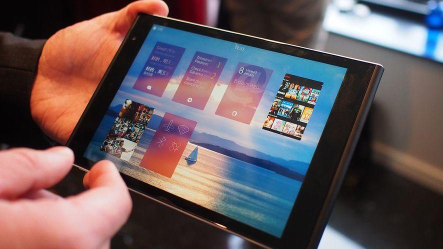 Warto było czekać – Jolla rozpoczyna przedsprzedaż tabletów z Sailfish OS