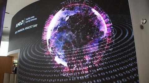Skupieni na swoich silnych stronach: w Nowym Jorku AMD wymyśliło się na nowo