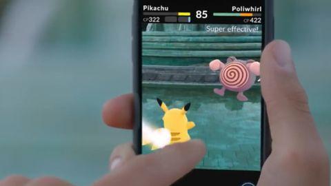 Więcej chodzenia za Pokemonami: nowa wersja Pokemon GO bez śladów stóp