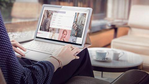 Huawei prezentuje swój pierwszy komputer: tabletowy pecet MateBook na #MWC16