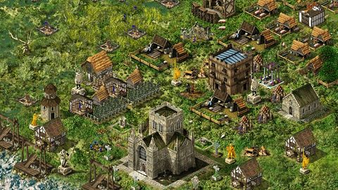 """Gra """"Stronghold Kingdoms"""" na Androida i iOS ukaże się latem 2016 roku #prasówka"""