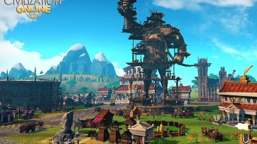 Civilization Online, czyli nadchodzi MMO na CryENGINE 3