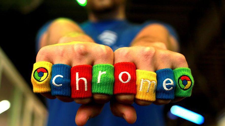 Z przeglądarki Google Chrome korzysta już połowa internautów