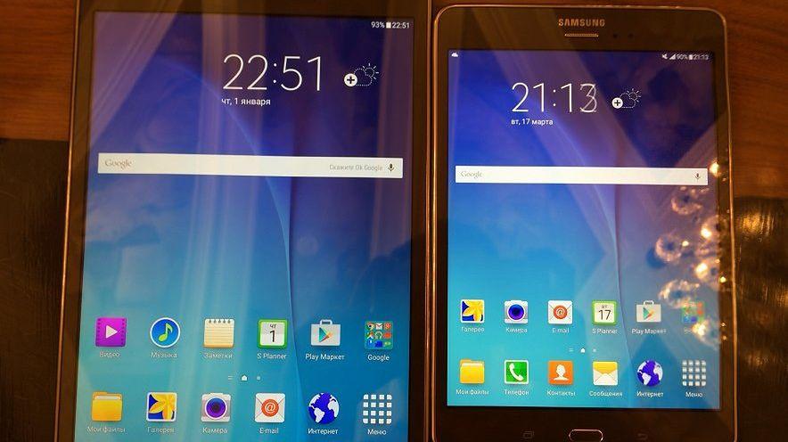 Galaxy Tab A: Samsung stawia na metal w tabletach ze średniej półki