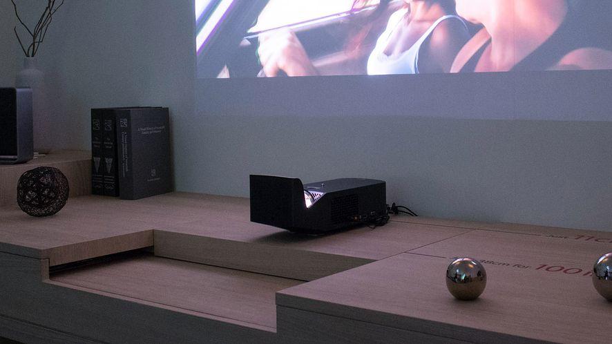 [IFA 2015] Projektor w małym pokoju? LG Minibeam spełni to marzenie
