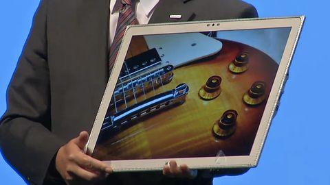 Panasonic na IFA: ekran 4K w 20-calowym… tablecie