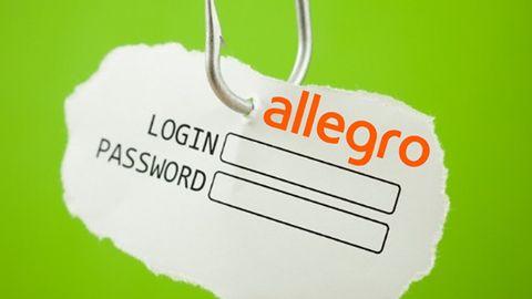 Klienci Allegro zaatakowani przez internetowych przestępców. Trwa phishingowa ofensywa