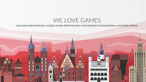 GOG.com wchodzi na polski rynek i udostępnia gry za darmo przez 48h