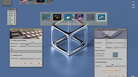 Maxx Interactive Desktop: stacje robocze SGI wracają jako linuksowy pulpit