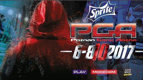 Spotkajmy się na jedenastej edycji Poznań Game Arena 2017 #PGA