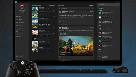 Na Windowsie 10 już można grać w gry z Xboksa One