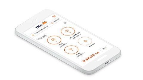 Aplikacja banku ING ma wyjść poza e-bankowość. Pomoże kupić bilety czy zapłacić za parking