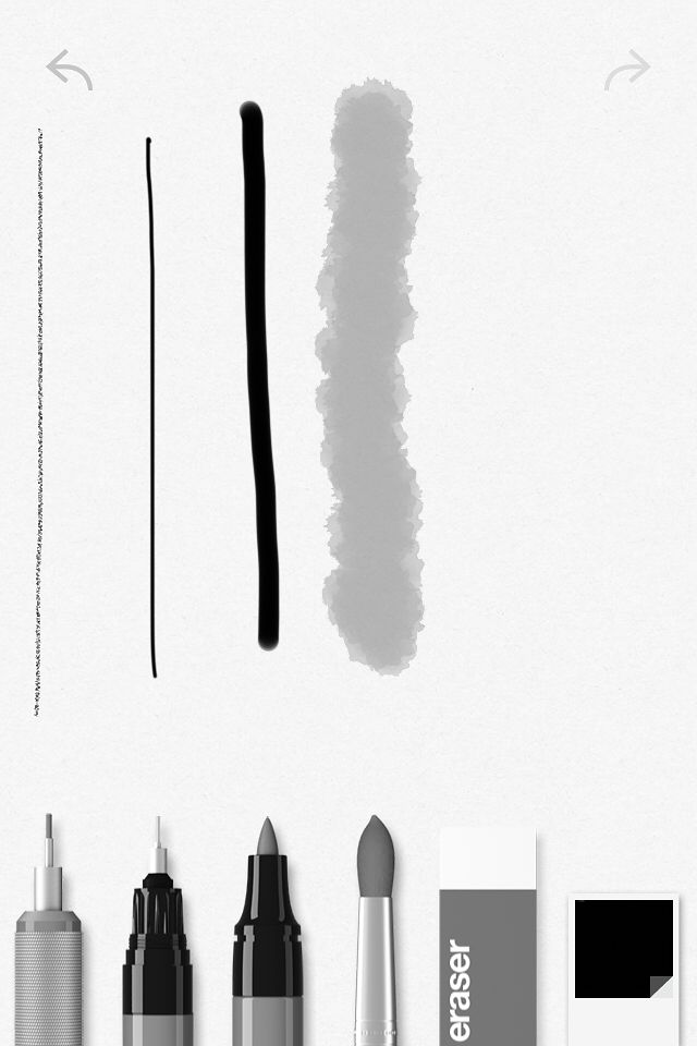Sketches i Wacom Bamboo - dobrana, mobilna para