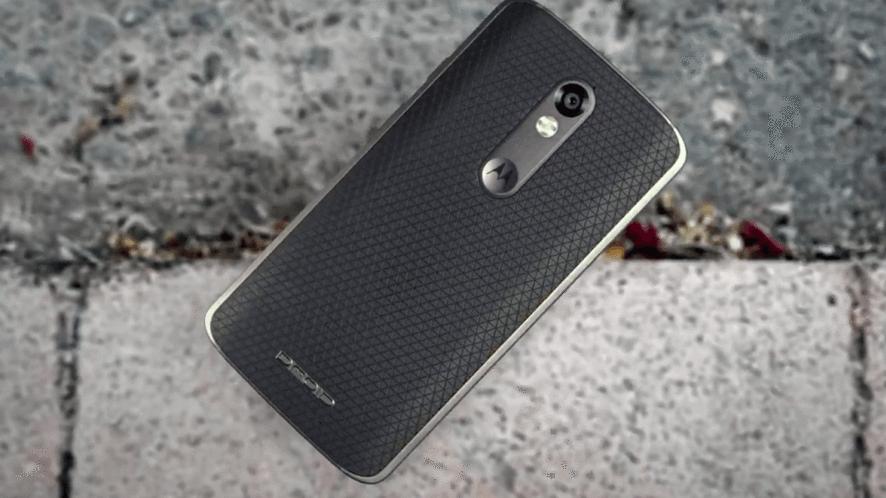 Motorola Droid Turbo 2 – tego ekranu tak łatwo nie potłuczesz