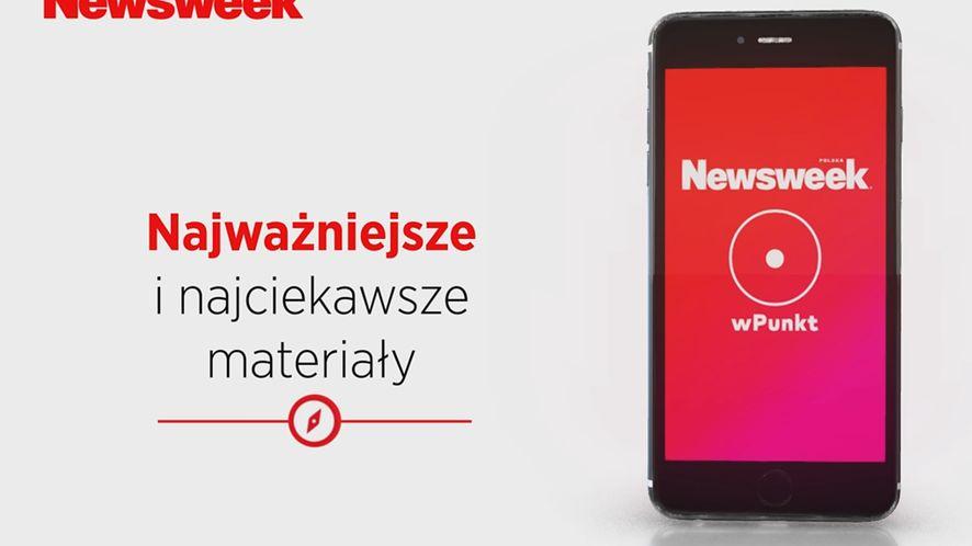 Aplikacja wPunkt od Newsweeka: pomysł dobry, wykonanie mizerne