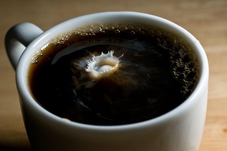 Kawa jest bogatym źródłem cennego błonnika, niacyny i przeciwutleniaczy