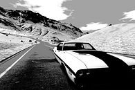 Heading Out ma być czarno-białą grą wyścigową inną niż wszystkie - Heading Out