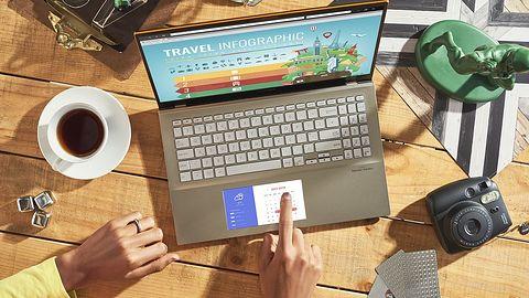 ASUS VivoBook S14 i S15 – pierwsze laptopy z ekranem ScreenPad 2.0