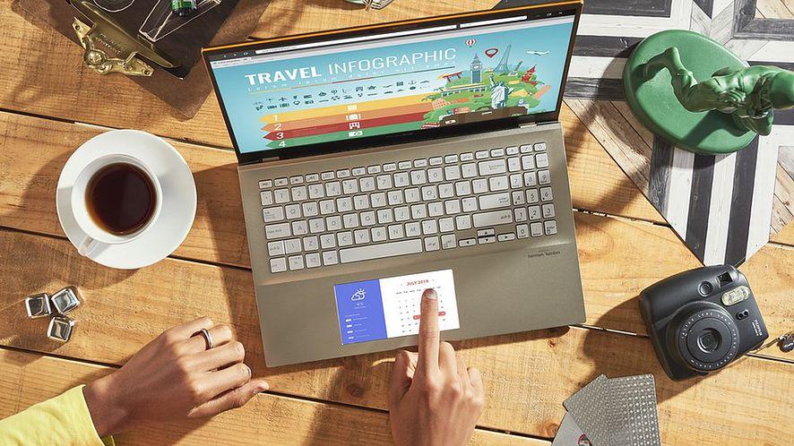 ASUS pokazał nowe notebooki, fot. materiały prasowe
