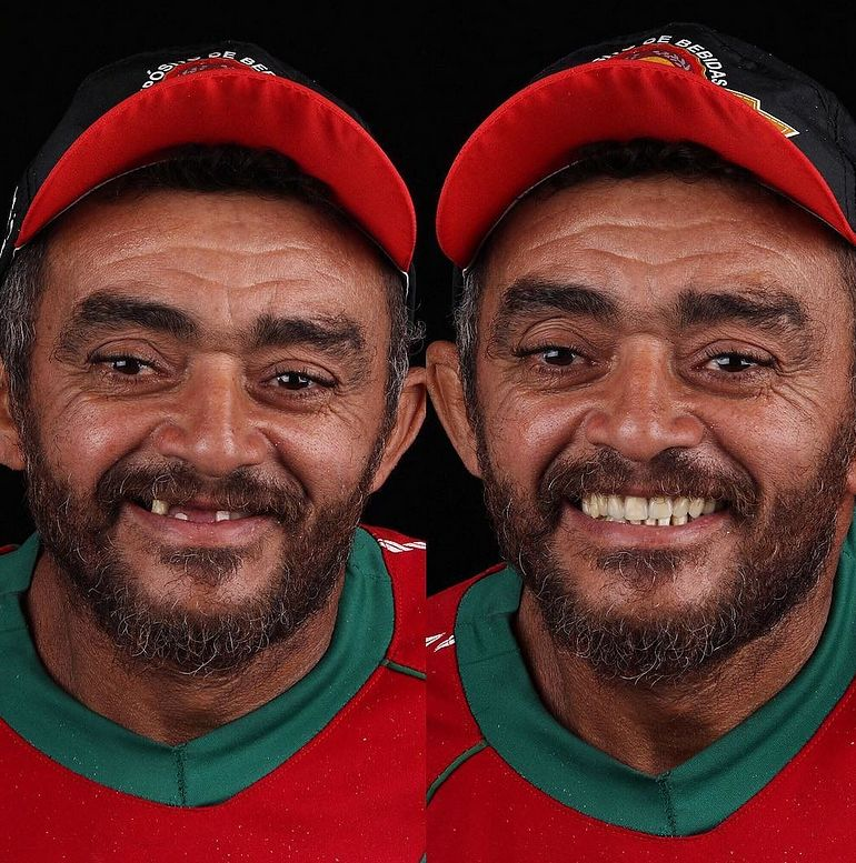 Niesamowity stomatolog - Felipe Rossi