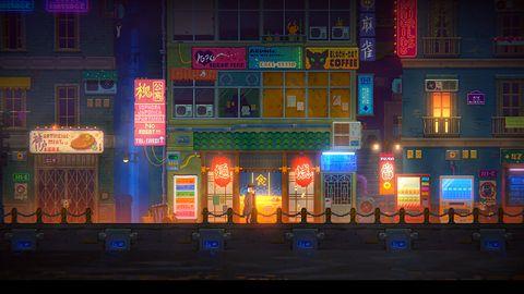 Tales of the Neon Sea za darmo na Epic Games Store. Dla fanów cyberpunka i zagadek