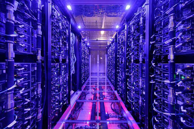 Wnętrze pomieszczenia, w którym rezyduje VAC-4 (©derknopfdruecker.com)