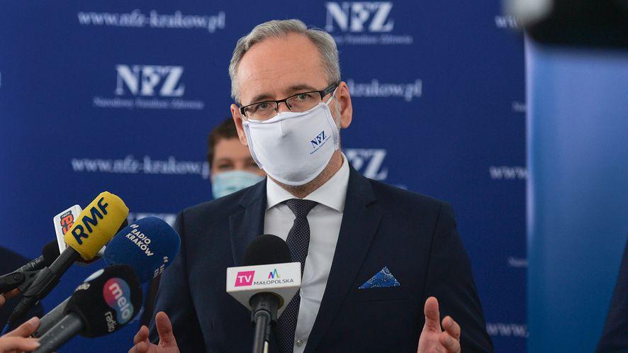 Ministerstwo Zdrowia nie może wysyłać SMS-ów /fot. GettyImages