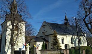 Parafia w Jasionce